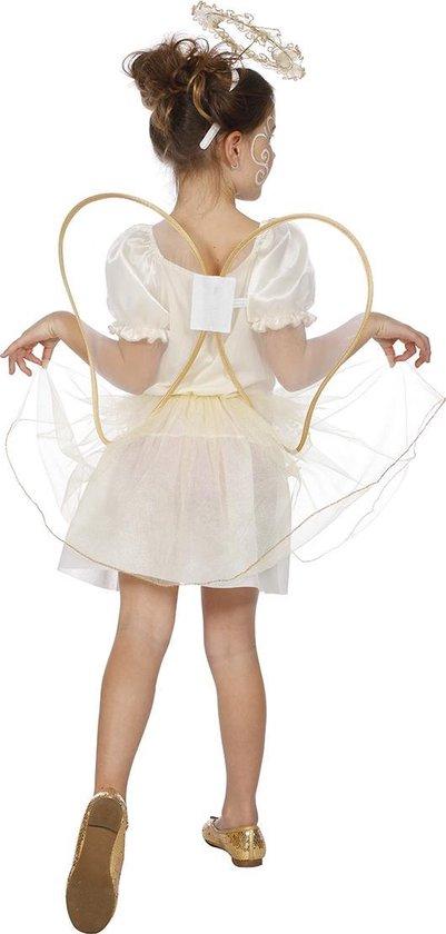 Bol Com Engel Kostuum Engel Angelina Meisje Maat 140