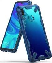 Fusion X Backcover Huawei P Smart (2019) - Blauw - Blauw / Blue