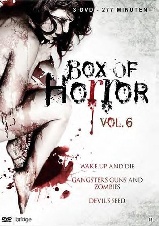 Cover van de film 'Box Of Horror 6'
