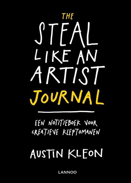 The Steal Like an Artist Journal - Austin Kleon |