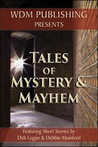 Omslag Tales of Mystery and Mayhem
