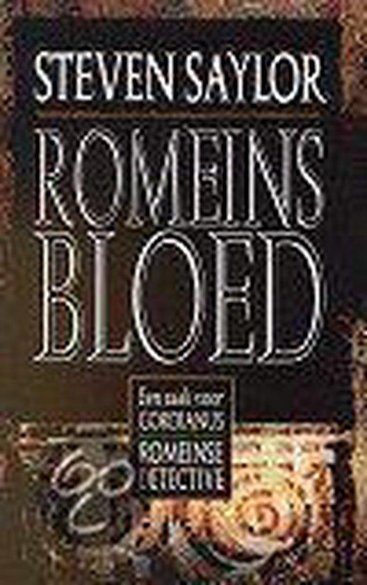 Romeins bloed - Steven Saylor | Fthsonline.com