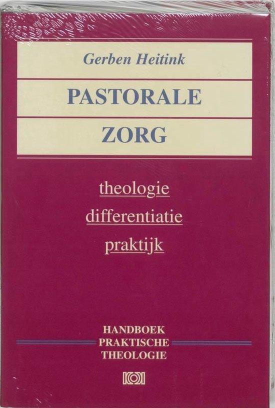 Handboek praktische theologie - Pastorale zorg - Gerben Heitink |