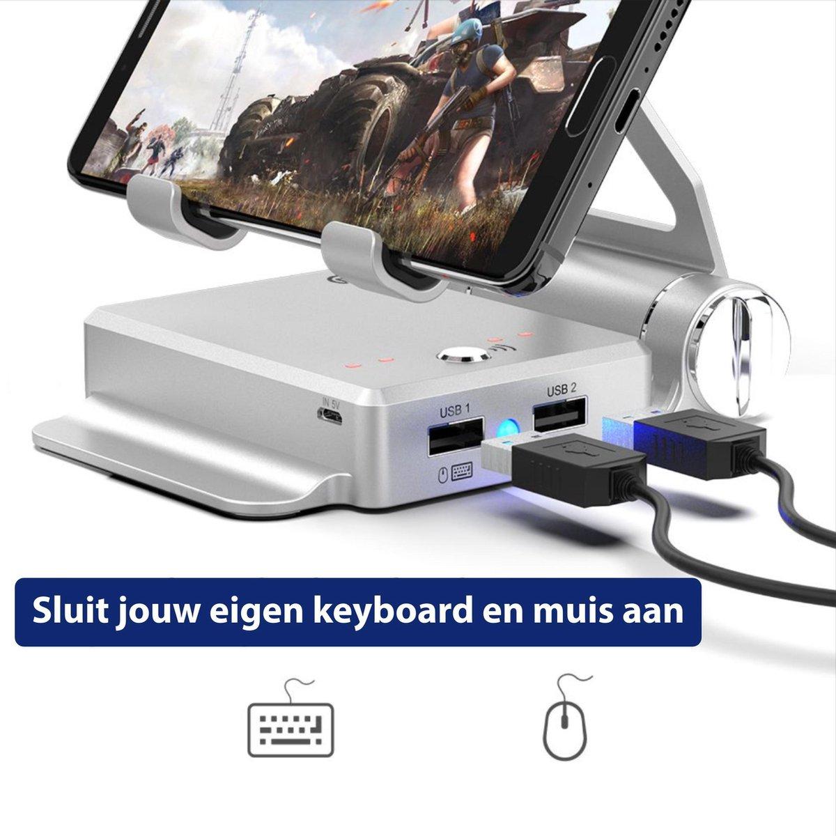   GameSir X1 FPS BattleDock   Smartphone Game Dock