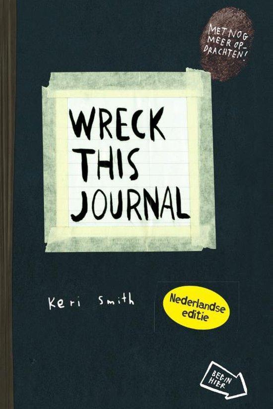 Wreck this journal - Keri Smith |