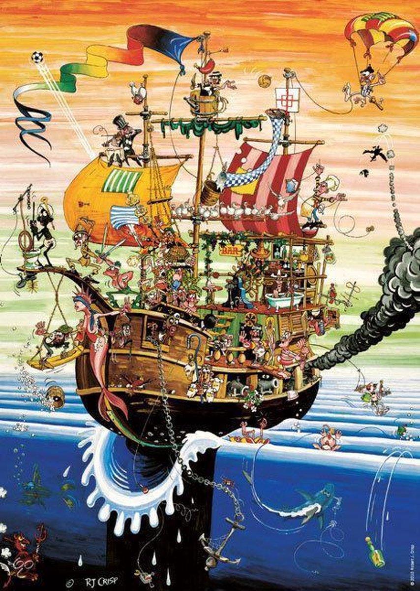 Heye Crisp Ahoy 3D Puzzel