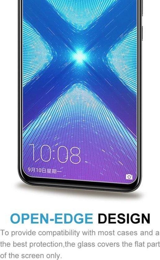 Let op type!! 10 PCS 0 26 mm 9H 2.5D explosieveilige getemperd glas Film voor Huawei Honor 8 X
