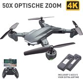 Visuo Battleshark by Exilien - Wifi Drone met 4K HD Camera