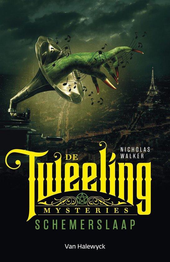 De tweeling mysteries - Schemerslaap - Nicholas Walker |