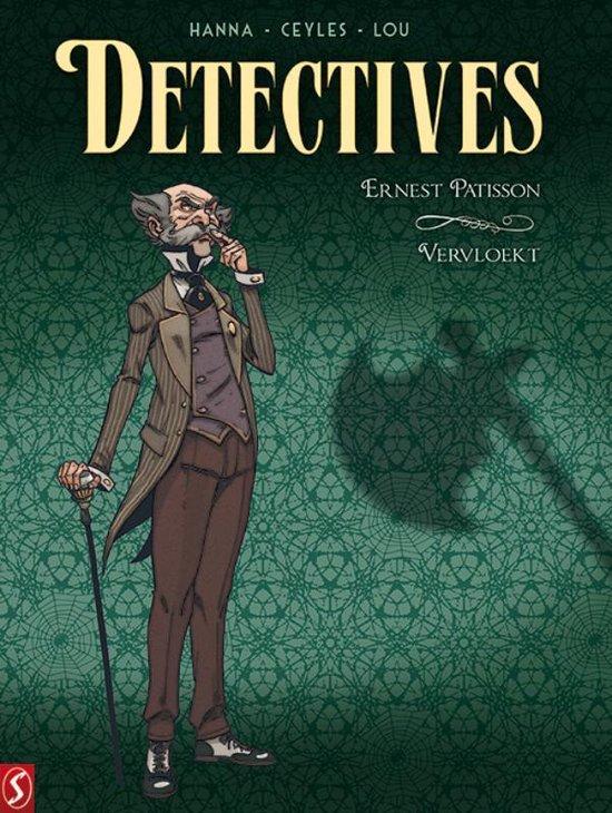 Detectives 3 - Ernest Patisson - Ceyles  