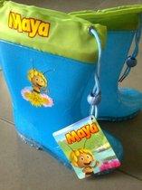 Studio 100 kinder - laarzen Maya de bij - Blauw -maat 32