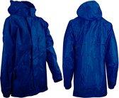 Ralka Regenjas - Kinderen - Unisex - Blauw