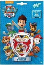 Totum stickervellen Paw Patrol  300+ stickers