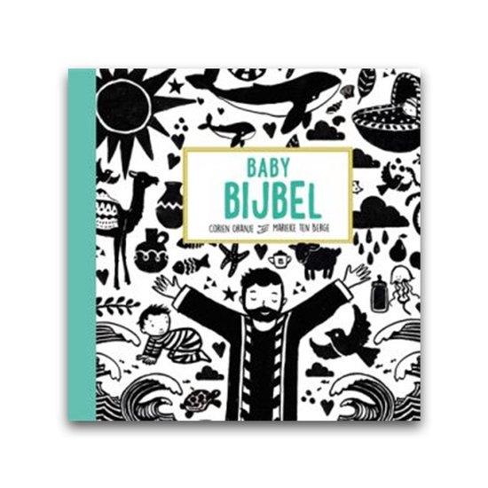 Boek cover Babybijbel van Corien Oranje (Hardcover)