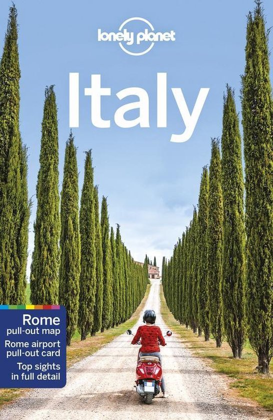 Boek cover Lonely Planet Italy van Lonely Planet (Paperback)