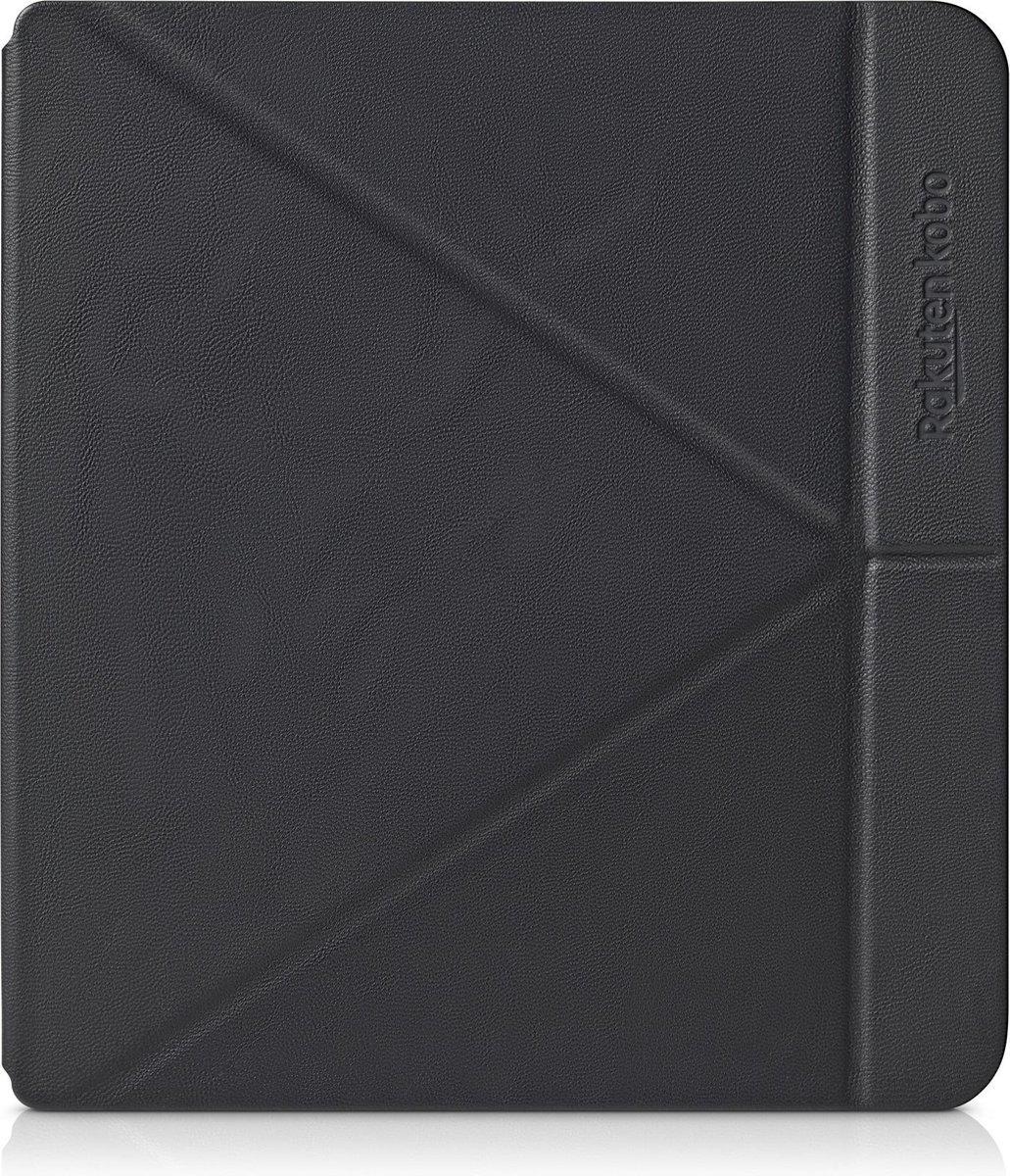Kobo - Beschermhoes Sleepcover voor Kobo Libra - Zwart