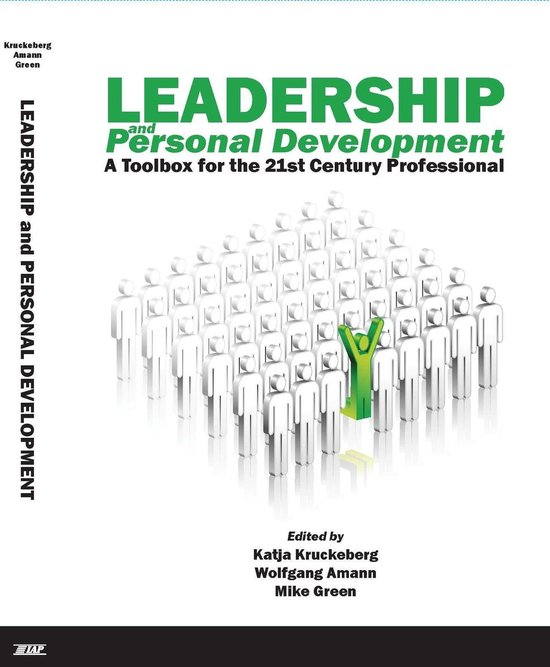 Boek cover Leadership and Personal Development: A Toolbox for the 21st Century Professional van Katja Kruckeberg (Onbekend)