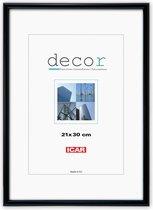Icar Kunststof Fotolijst Decor CP2 Zwart 40X50 CM