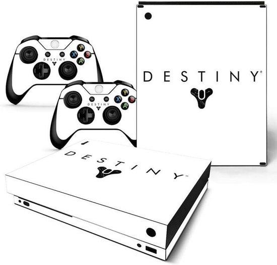 Destiny – Xbox One X skin