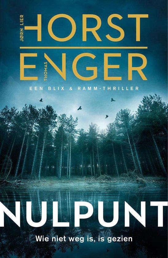 Boek cover Blix & Ramm 1 -   Nulpunt van Jørn Lier Horst (Paperback)