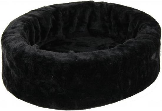 Petcomfort Bontmand Zwart 100 cm