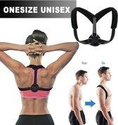 Rugband - Rugbrace - Posture Corrector - Brace - Houding Correctie Brace - Unisex