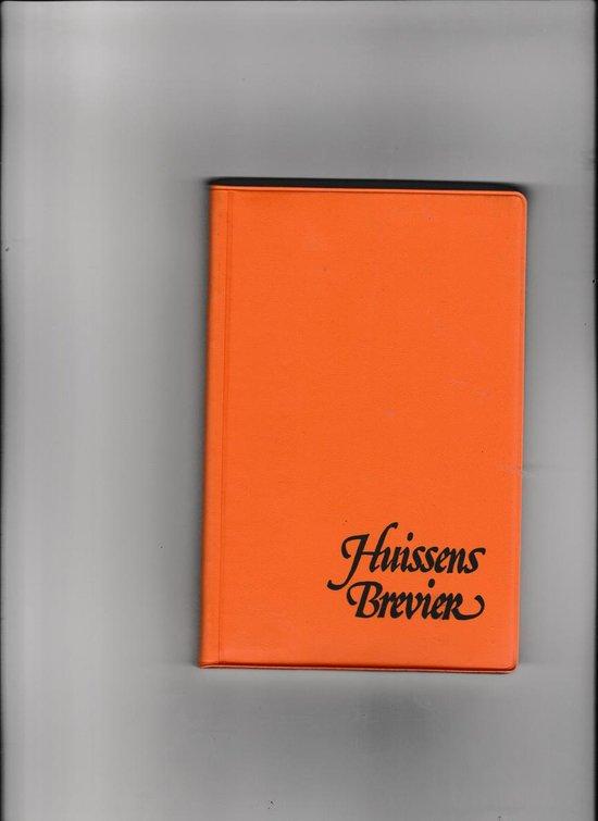 Huissens brevier - none |