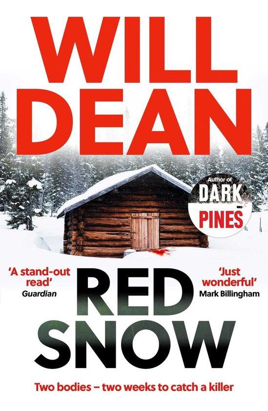 Boek cover Red Snow van Will Dean (Onbekend)