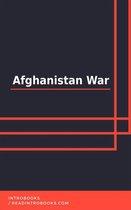Boek cover Afghanistan War van Introbooks Team