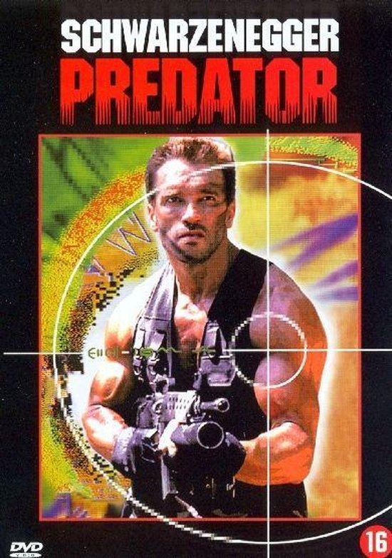 Cover van de film 'Predator'