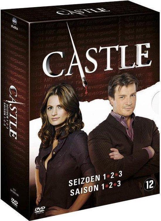 Castle - Seizoen 1 t/m 3 Box