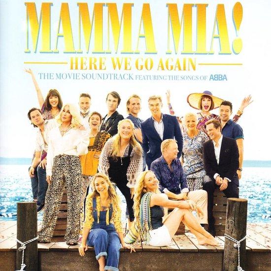 Mamma Mia! Here We Go Again - The Movie Soundtrack