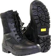 Fostex Sniper Boots - Side-Zip - zwart -45