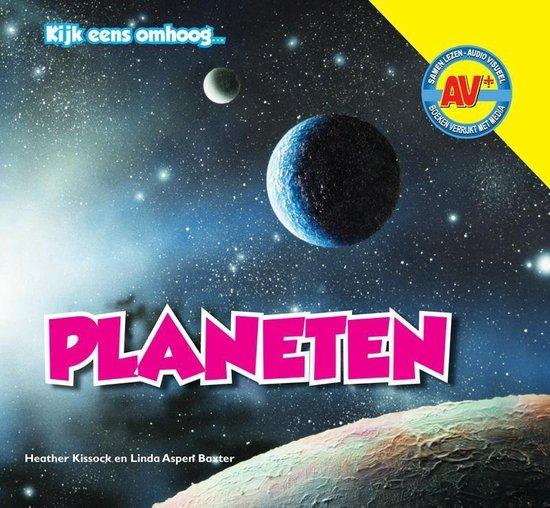 Kijk eens omhoog... - Planeten - Linda Aspen-Baxter   Readingchampions.org.uk