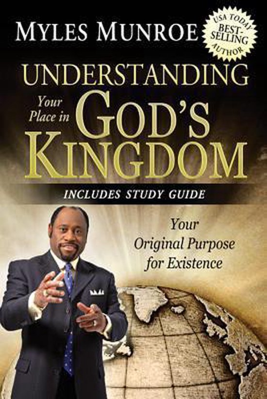 Boek cover Understanding Your Place in Gods Kingdom van Myles Munroe