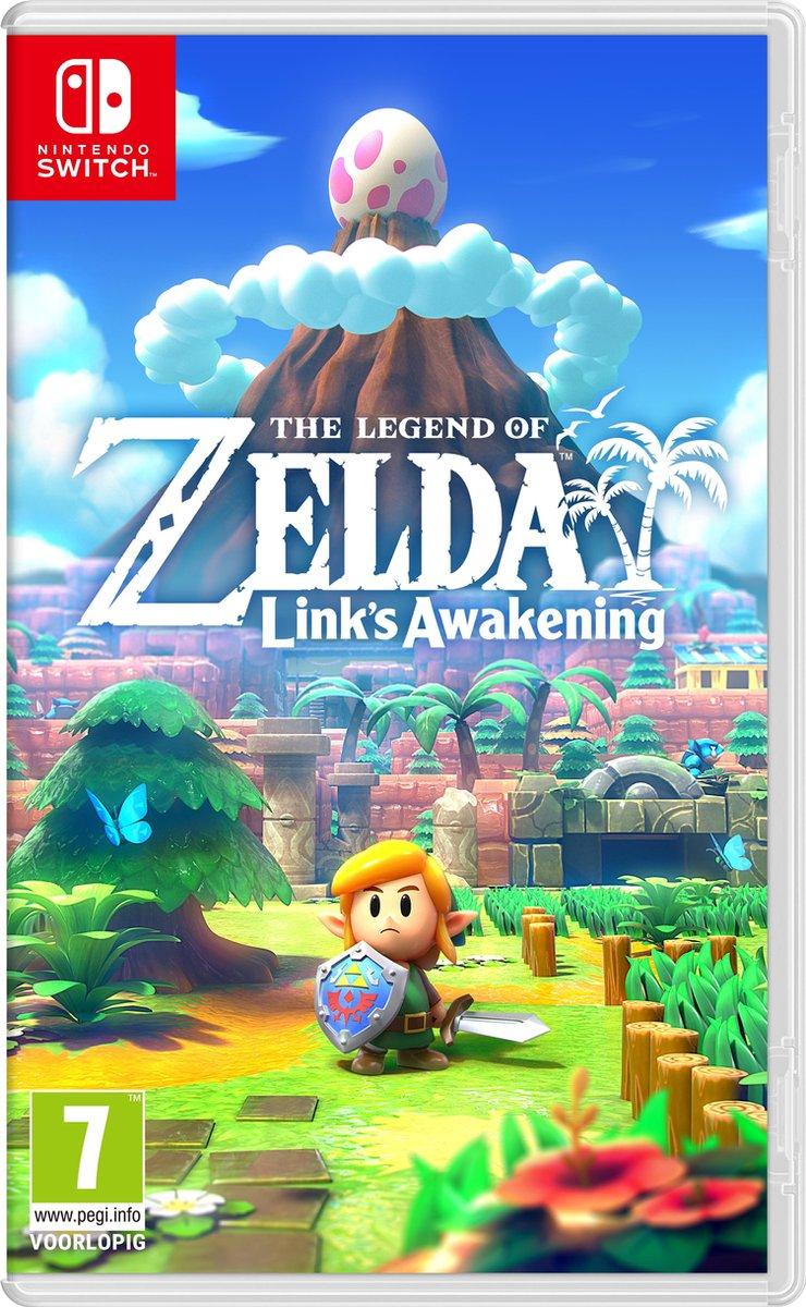 The Legend of Zelda: Link's Awakening - Nintendo Switch