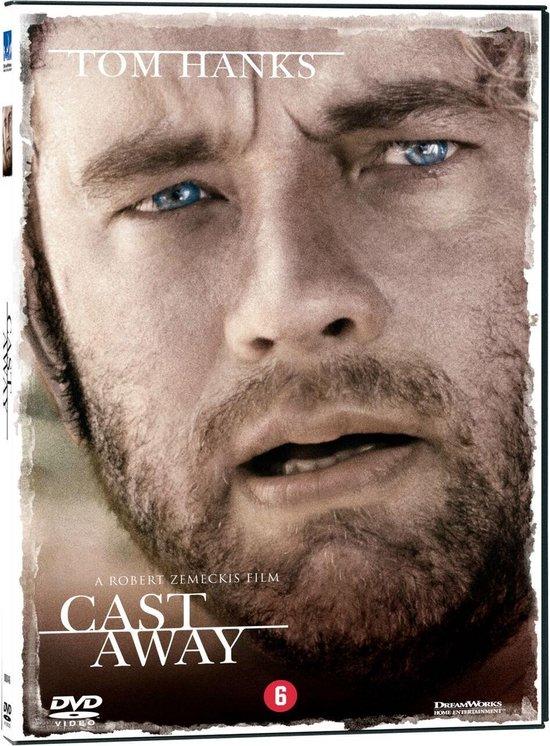 Cover van de film 'Cast Away'