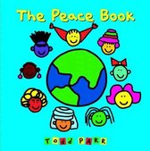 Boek cover The Peace Book van Todd Parr