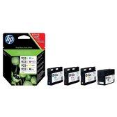 HP 932XL / 933XL - Inktcartridge / Zwart / Kleur / Hoge Capaciteit / 4-Pack