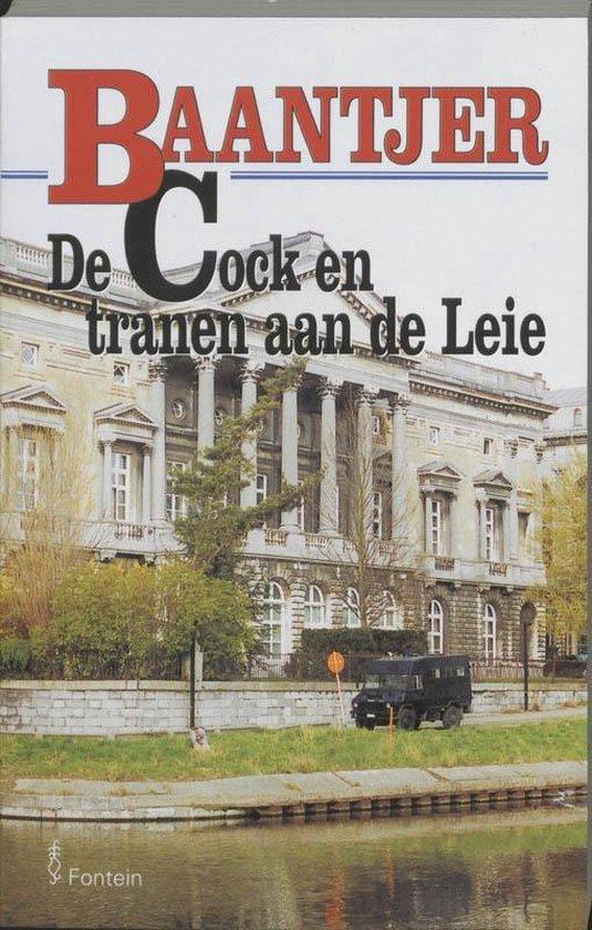 Baantjer 48 - De Cock en tranen aan de Leie - A.C. Baantjer |