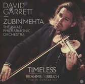 Garrett Plays Brahms And Bruch