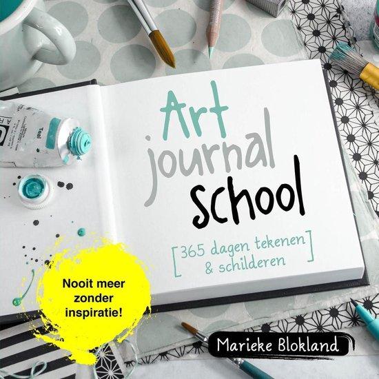 Art journal school - Marieke Blokland  