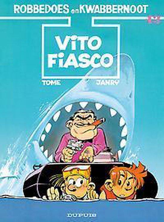 Robbedoes & Kwabbernoot: 043 Vito Fiasco - Janry |