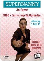 Supernanny Jo Frost - EHBO Eerste Hulp bij Opvoeden (3DVD)