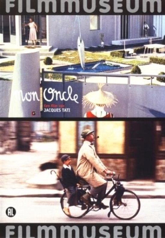 Cover van de film 'Mon Oncle'