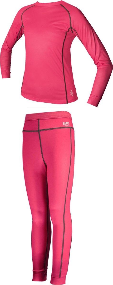 Barts Thermokleding Set Voor Kinderen - Roze