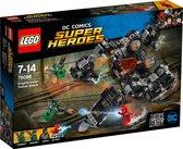 LEGO Super Heroes Justice League Knightcrawler Tunnelaanval - 76086