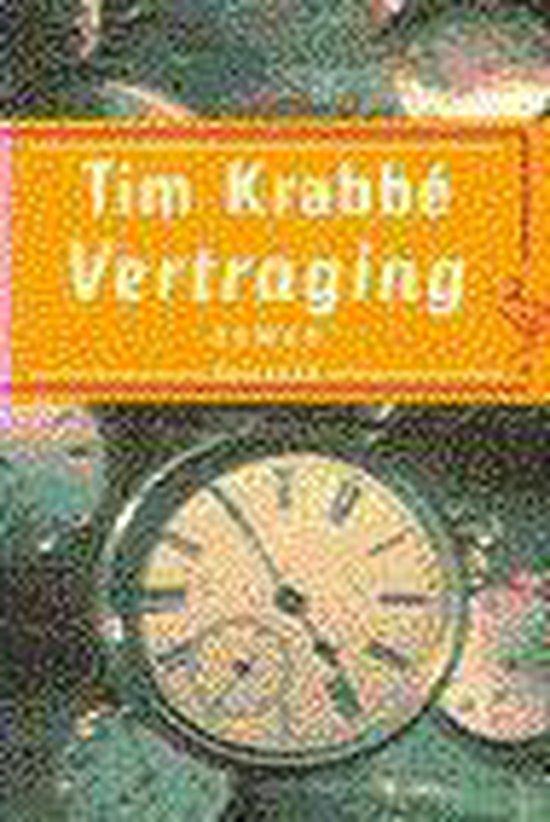 Vertraging (ooievaar) - Tim Krabbé |