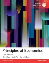 Boek cover Principles of Economics van Karl Case