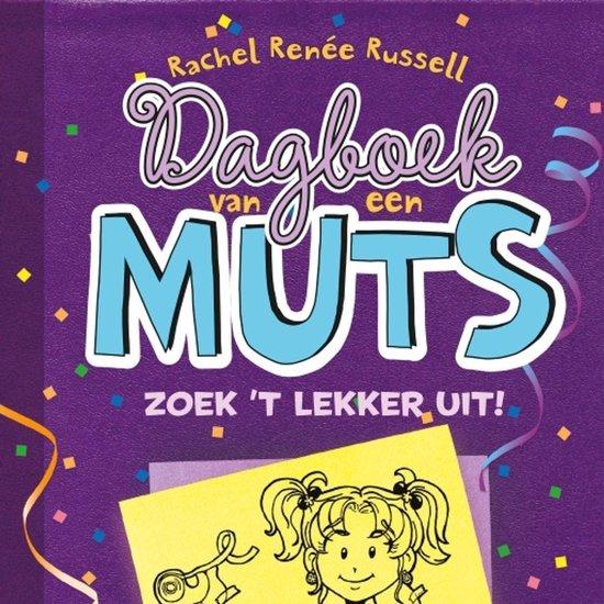 Dagboek van een Muts 2 - Dagboek van een Muts - Zoek 't lekker uit - Rachel Renée Russell |